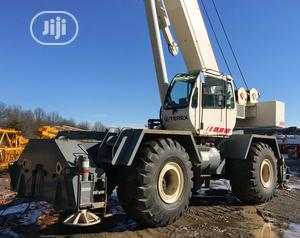 80tons Terex Crane RT780 | Heavy Equipment for sale in Lagos State, Surulere