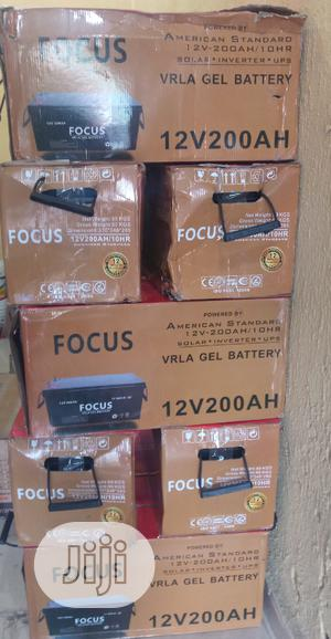 12v 200ah Battery | Solar Energy for sale in Lagos State, Lekki