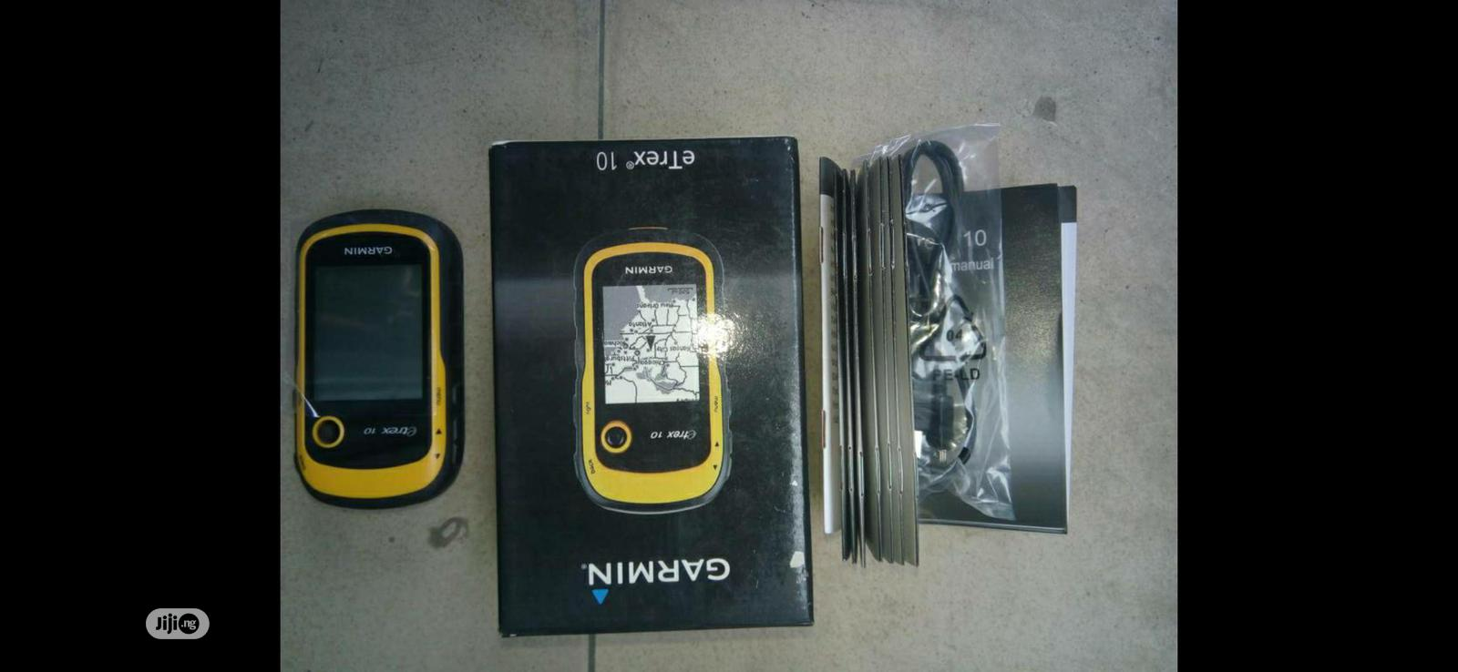 GPS Garmin Etrex 10 | Safety Equipment for sale in Ojo, Lagos State, Nigeria