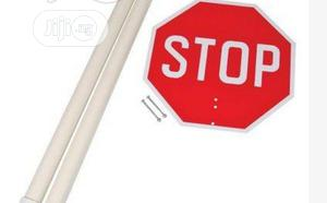Super Grade Reflective STOP Sign | Vehicle Parts & Accessories for sale in Edo State, Owan
