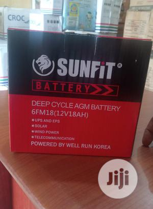 12v 200ah Battery   Solar Energy for sale in Lagos State, Victoria Island