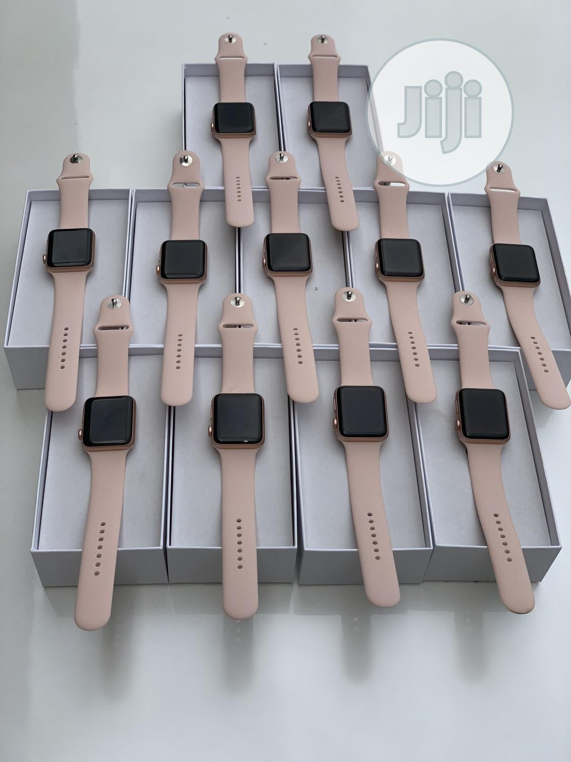 Archive: Apple Iwatch Series 3 42mm