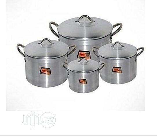 Archive: Tower Tower Trim Pot Set - 4 Piececm