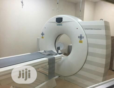Siemens CT Scan