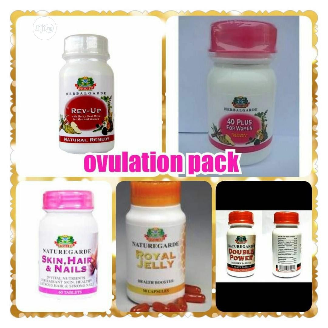 Swissgarde Ovulation Conception Boost Virgina Dryness Free Delivery