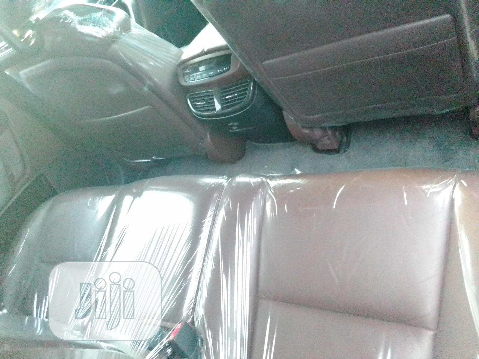 Acura MDX 2008 SUV 4dr AWD (3.7 6cyl 5A) White | Cars for sale in Apapa, Lagos State, Nigeria