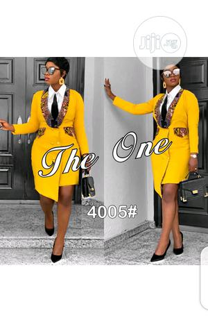 Stylish Blazer Suit Dress   Clothing for sale in Lagos State, Ikeja