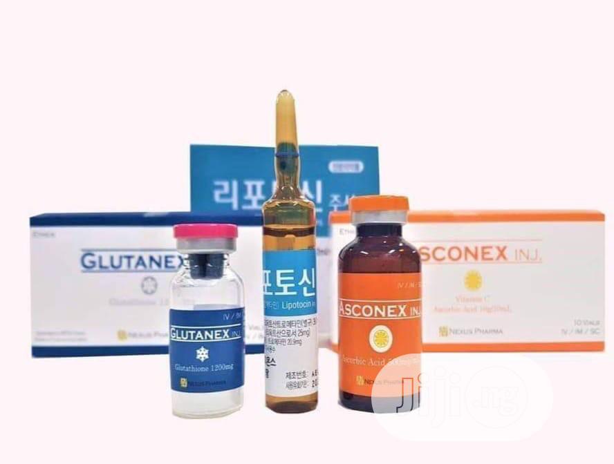 Glutanex Whitening Drip | Skin Care for sale in Ilorin West, Kwara State, Nigeria