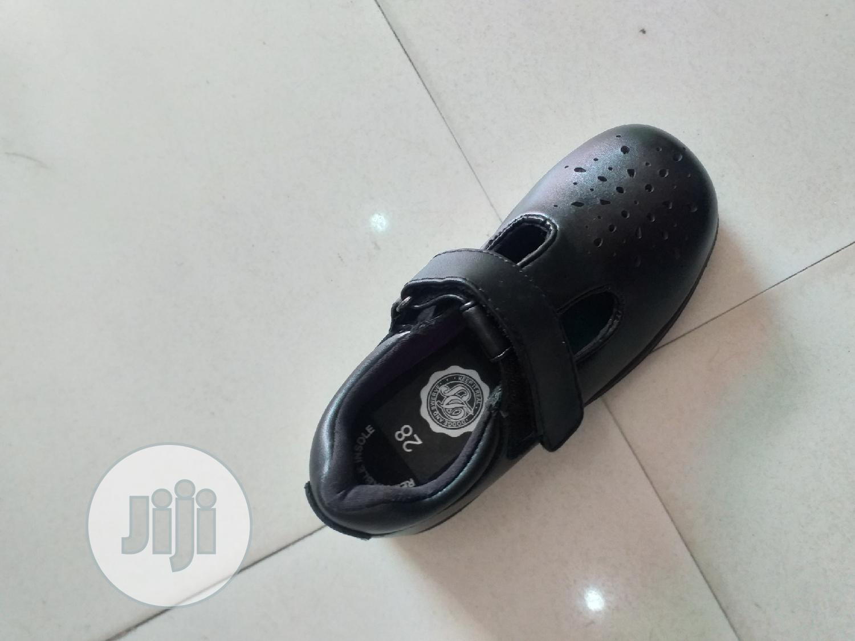 Archive: New School Shoe