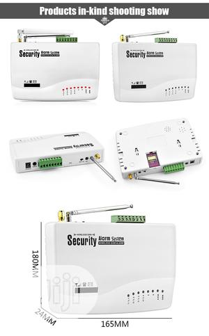 Wireless GSM Home Alarm System   Safetywear & Equipment for sale in Lagos State, Ikeja