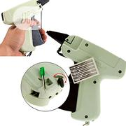 Clothes Garment Price Label Tagging Gun Machine, 1000 Barbs +5 Needles | Hand Tools for sale in Lagos State, Ikeja