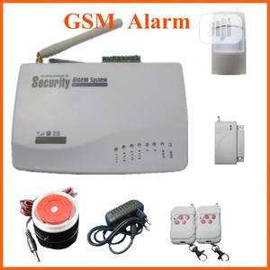 Wireless GSM Alarm System For Homes/Offices Etc   Safetywear & Equipment for sale in Lagos State, Ikeja