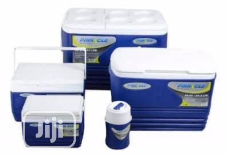 5 Pcs Set,Eskimo Pinnacle Cooler Box