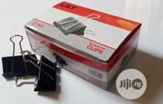 Lily Binder Clips (12 Pieces, 51mm) | Stationery for sale in Lagos State, Lagos Island
