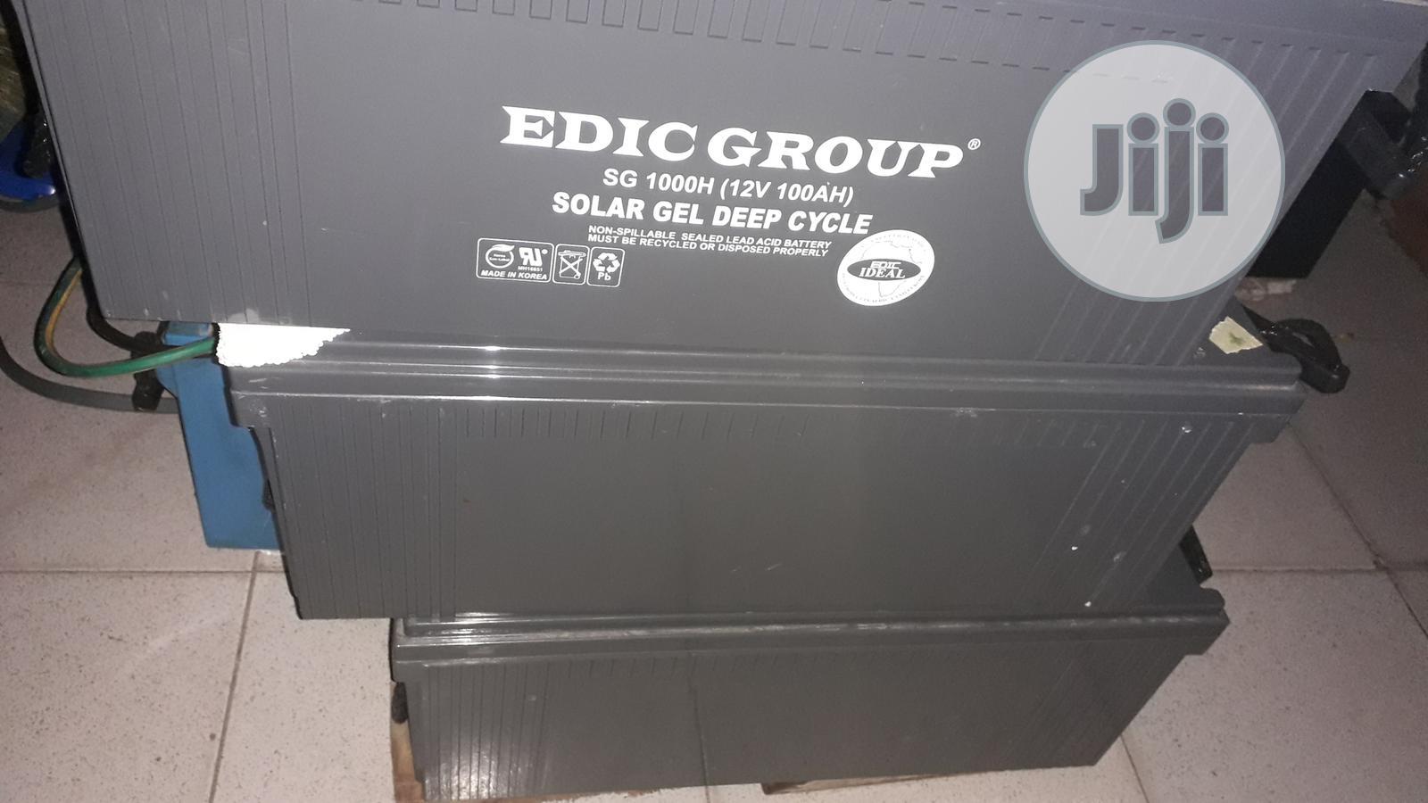 Scrap (Condemn) Solar Batteries Gwagwalada | Building & Trades Services for sale in Gwagwalada, Abuja (FCT) State, Nigeria
