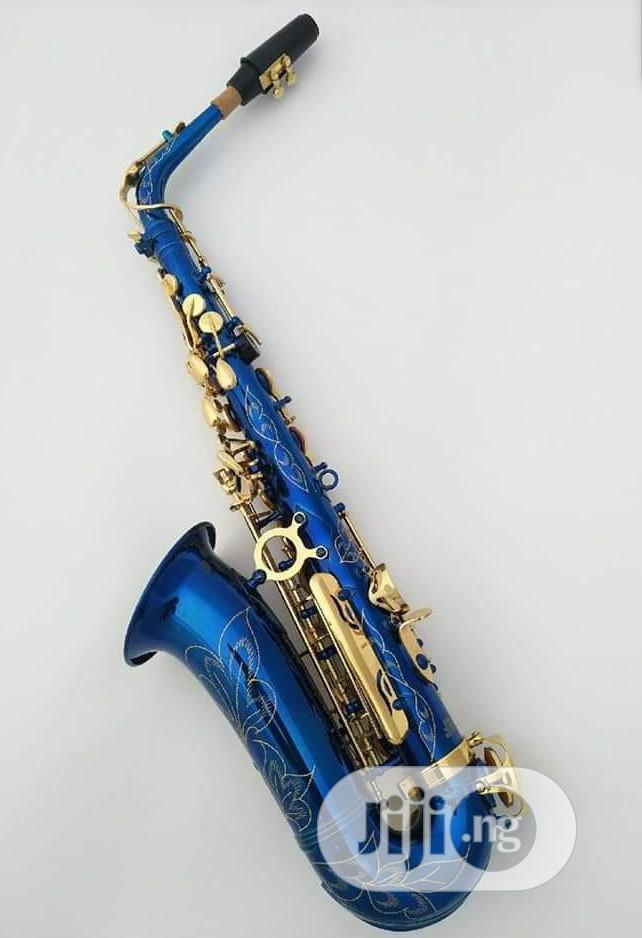 Standard Alto Saxophone