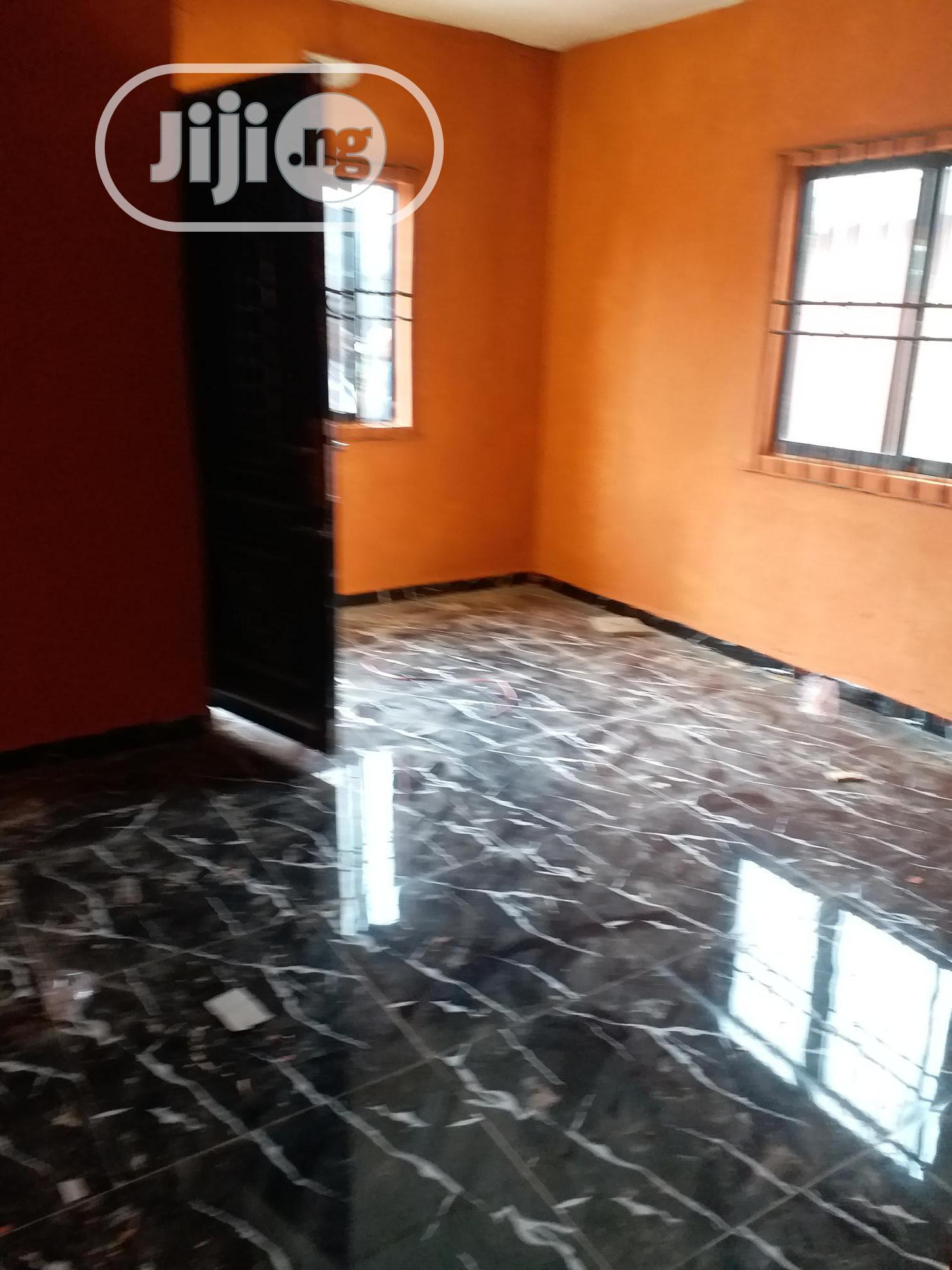 Furnished Room and Parlour Self Con Apartment to Let at (Cele Papa)