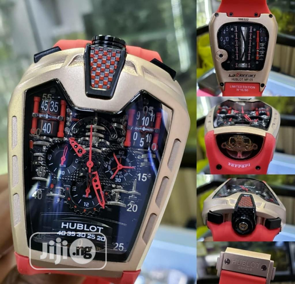 Hublot Ferrari Wrist Watch
