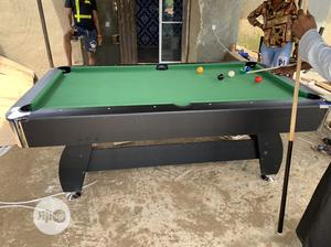 Standard Snooker Table With Accessories | Sports Equipment for sale in Imo State, Owerri