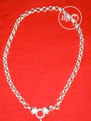 Pure ITALY 925 ORIGINAL Silver Set Wit Handchain | Jewelry for sale in Lagos State, Amuwo-Odofin