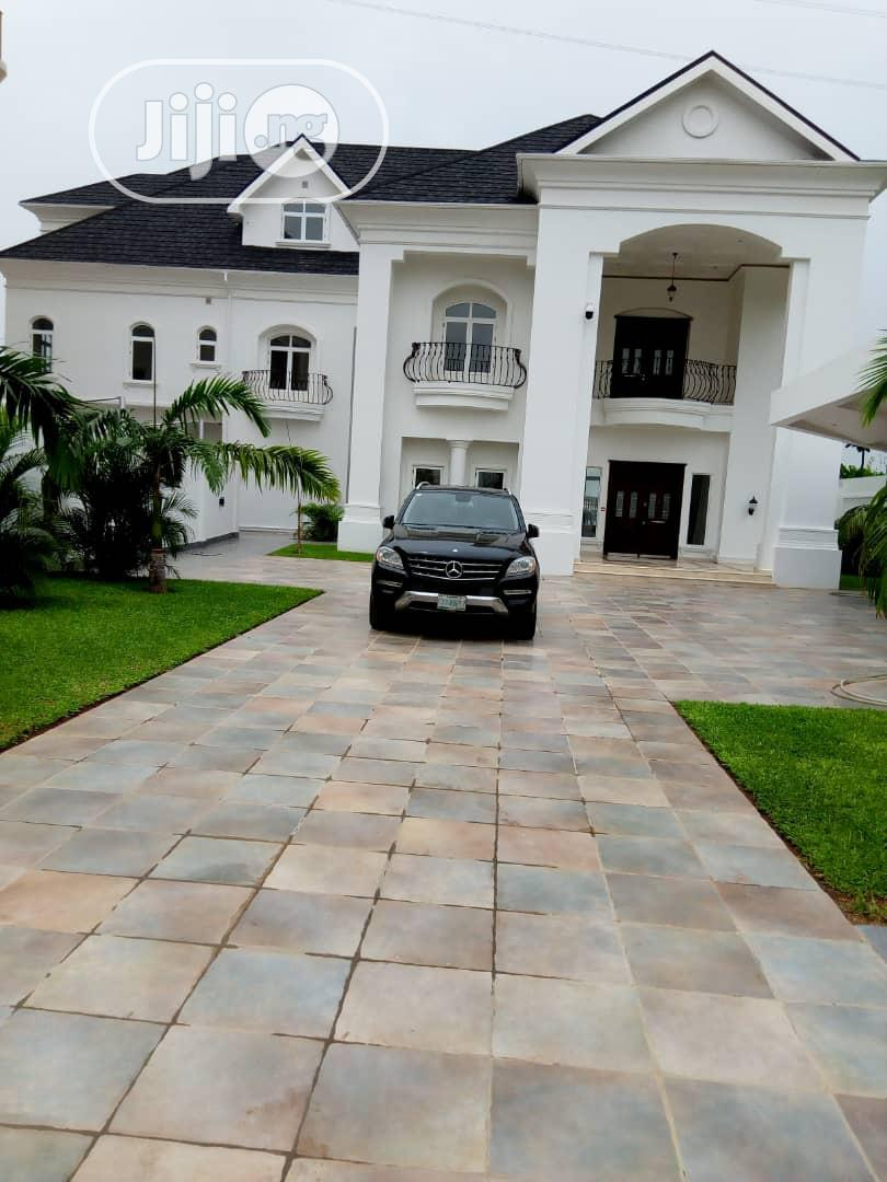 A 7 Bedroom Mansion With Pool For Sale At Banana Island Ikoyi | Houses & Apartments For Sale for sale in Ikoyi, Lagos State, Nigeria