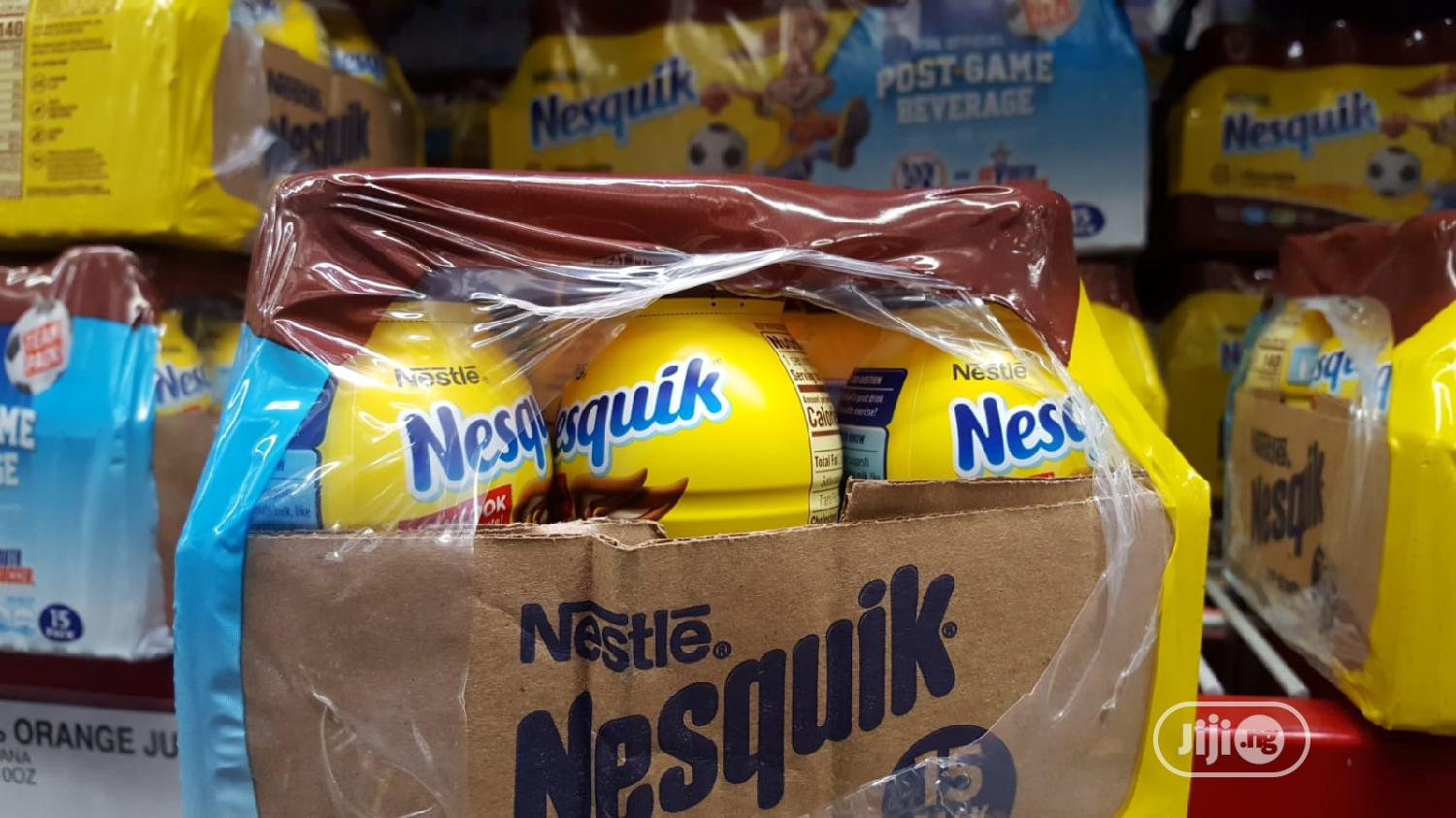 Clearance Sale Nesquik And Wesson Oil | Meals & Drinks for sale in Amuwo-Odofin, Lagos State, Nigeria