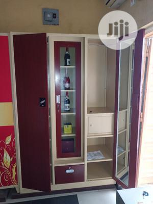 Imported Quality Full Height Cabinet With Drawer and Bar   Furniture for sale in Rivers State, Port-Harcourt