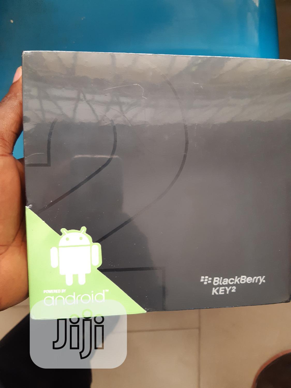 Archive: New BlackBerry KEY2 64 GB Black