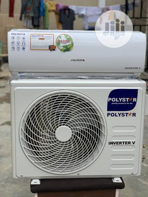 Polystar 1.0HP Split Inverter AC   Home Appliances for sale in Lagos State, Ikeja