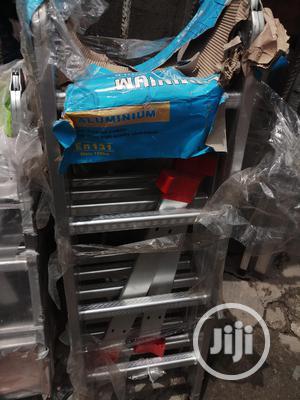 4x4 Aluminum Ladder Multipurpose   Hand Tools for sale in Lagos State, Lagos Island (Eko)
