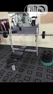 Olympic Weight Bench | Sports Equipment for sale in Kaduna State, Jaba