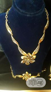 4-in-1 Jewelry Gold Tone Set | Jewelry for sale in Lagos State, Ikotun/Igando