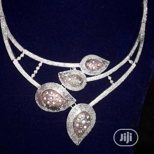 4-in-1 3 Tone Jewelry Set | Jewelry for sale in Lagos State, Ikotun/Igando
