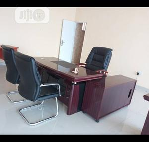 Office Table And Chairs   Furniture for sale in Lagos State, Ojota