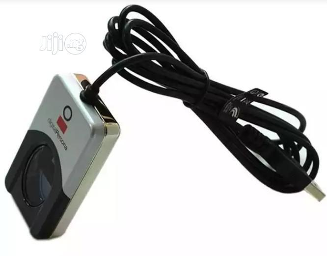 Digital Persona 4500 Fingerprint Scanner U Areu 4500 Optical