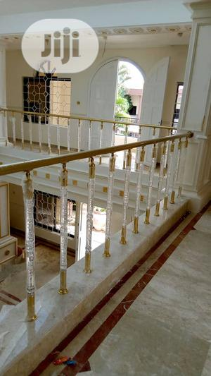 Aluminum Crystal Railing   Building Materials for sale in Lagos State, Orile