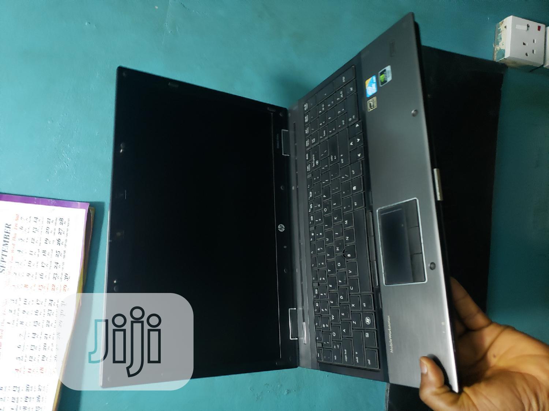 Archive: Laptop HP EliteBook 8540W 8GB Intel Core I7 HDD 320GB