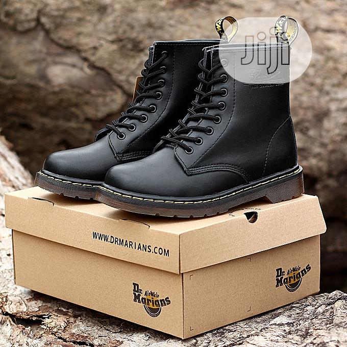 Dr.Martens Martin Boots Tooling Leather Shoes