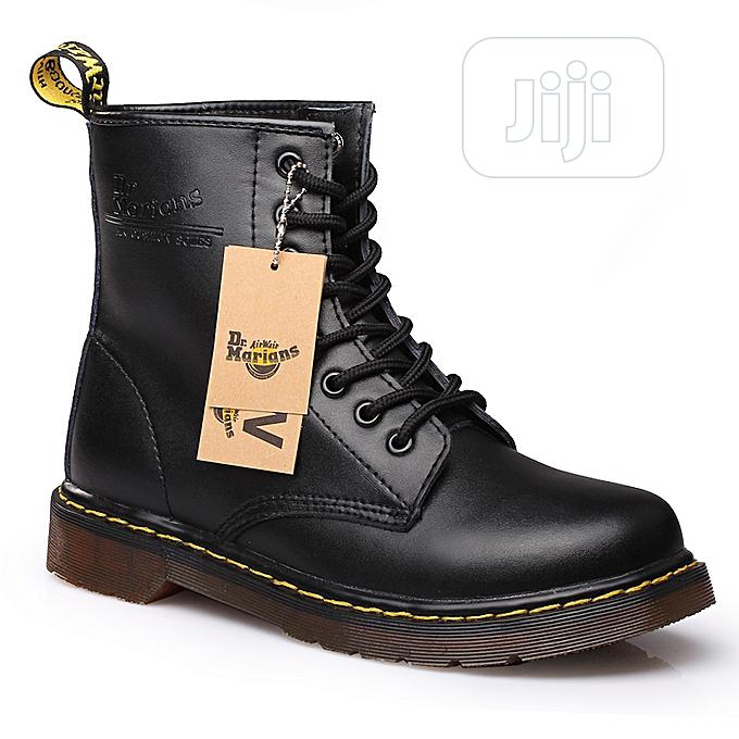 Dr.Martens Martin Boots Tooling Leather Shoes   Shoes for sale in Ikeja, Lagos State, Nigeria