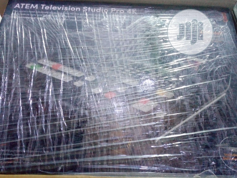 ATEM Television Studio Pro 4k