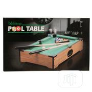 Tabletop Pool Table | Sports Equipment for sale in Lagos State, Lagos Island