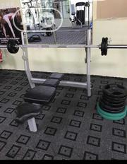 Quality Olympic Weight Bench | Sports Equipment for sale in Kaduna State, Jaba