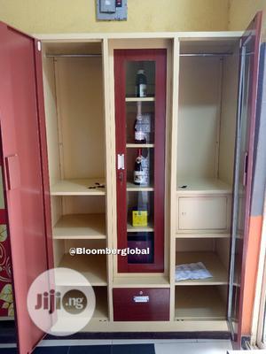 Multipurpose Steel Cabinet With Locker Safe Drawer Wardrobe   Furniture for sale in Lagos State, Ojo