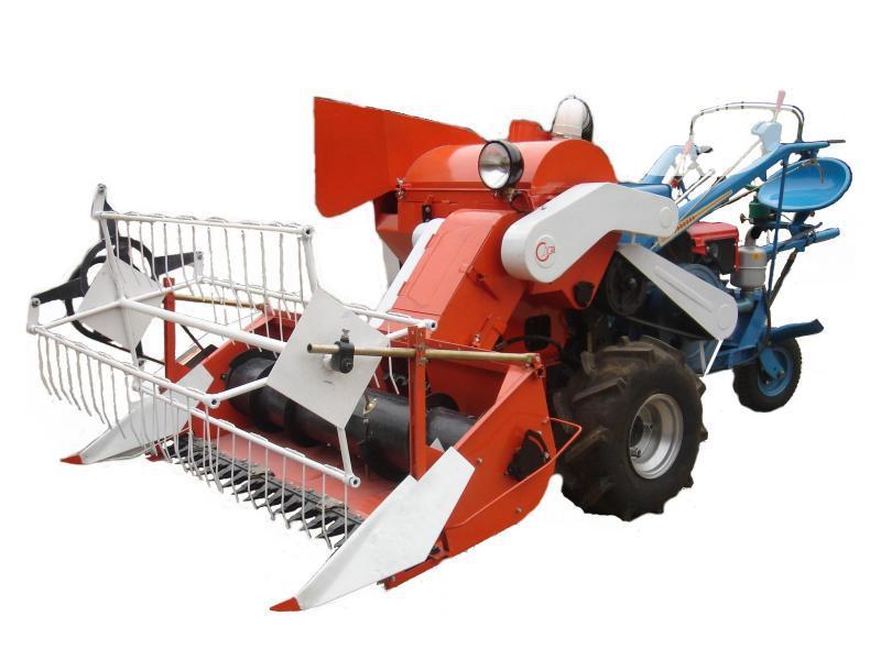 Archive: Mini Combine Harvester