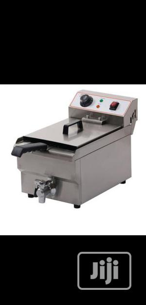 10 Ltrs Electric Deep Fryer   Restaurant & Catering Equipment for sale in Lagos State, Shomolu