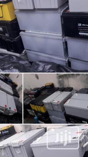 Scrap Condemn Inverter Battery Or Batteries | Electrical Equipment for sale in Lagos State, Maryland