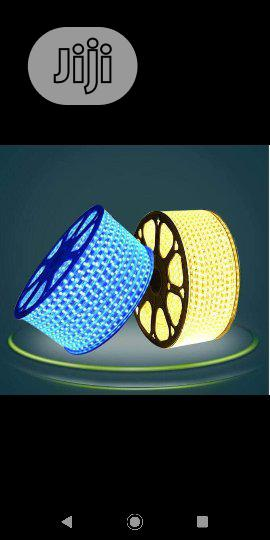Quality 50m LED Ropelight Available