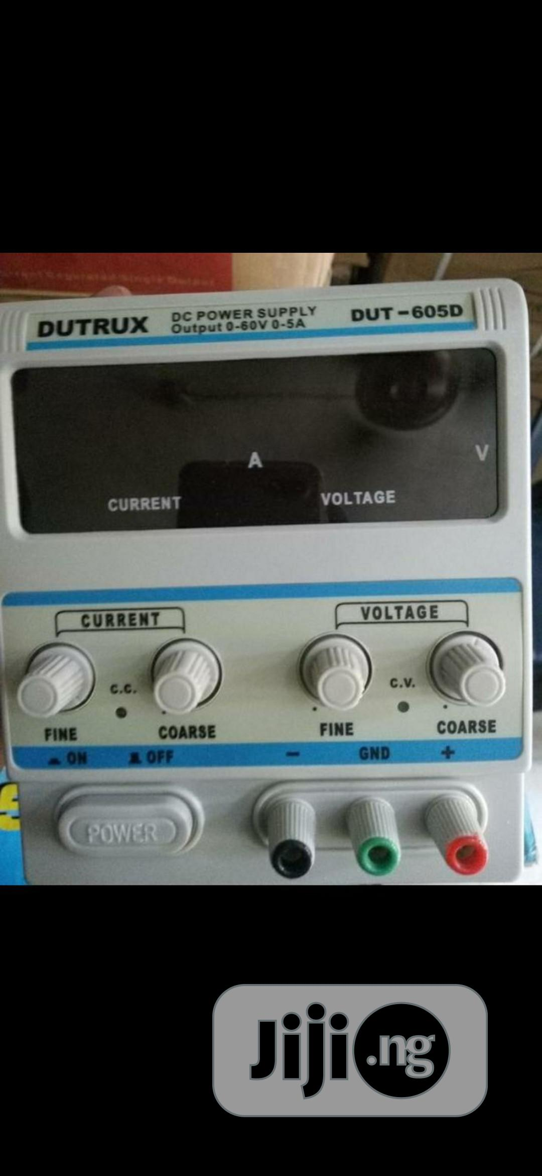 DC Power Supply   Manufacturing Equipment for sale in Ojo, Lagos State, Nigeria