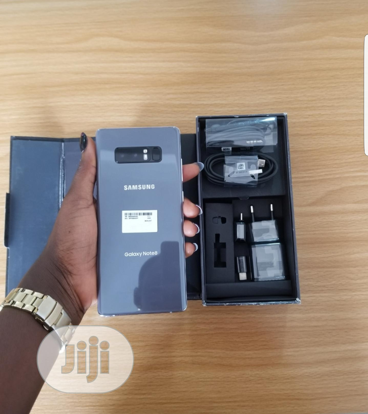 Samsung Galaxy Note 8 64 GB | Mobile Phones for sale in Ajah, Lagos State, Nigeria