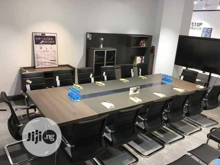 Super Executive 4meter Conference Table